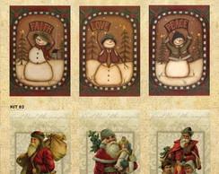 3f85584b62 ... NATAL decoração trio de placas decorativ