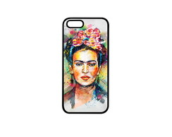 Capa Case Frida Kahlo - Iphone 4/ 5 /5C