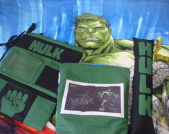 Kit carro Hulk