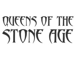 Adesivo rock Queen of Stone Ages