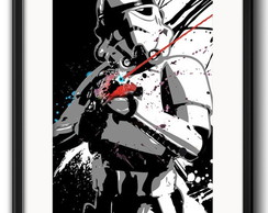 Quadro Stormtroopers Star Wars Paspatur