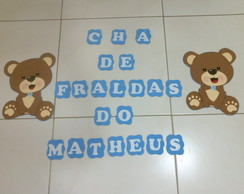 Batizado do matheus