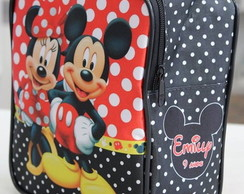 BOLSA KIDS (Mickey e Minnie)