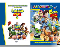 Revista Personalizada Toy Story