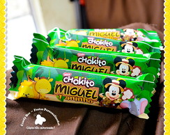 Chocolate Chokito Mickey Safari