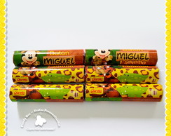 Chocolate Baton Mickey Safari