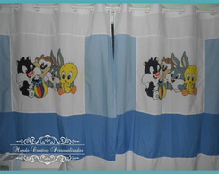 Kit Berço Baby Looney Tunes
