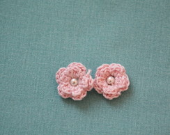 Mini florzinha croche