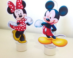 BLACK FRIDAY - Tubete Mickey e Minnie