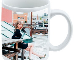 Caneca de Porcelana - Taylor Swift