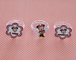 Kit - Porta-guardanapo - minnie