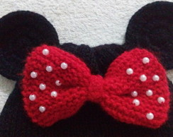 Gorro de Tricot Minnie Mouse