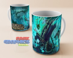 Caneca LOL TRESH 1 League of Legends
