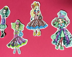 Apliques Ever After High WANDERLAND