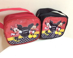 Necessaire M Mickey e Minnie