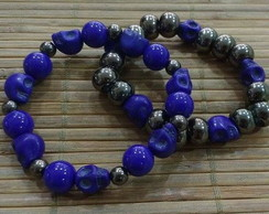 Pulseira Rock in Blue