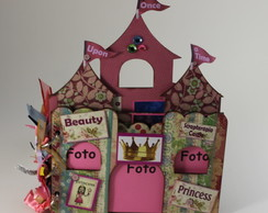 Kit Mini Album Castelo Once Upon a Time