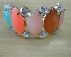 Bracelete Candy Colors