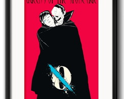 Quadro Queens of The Stone Age Paspatur
