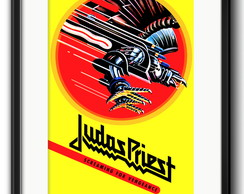 Quadro Judas Priest com Paspatur