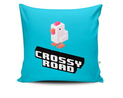 Almofada MiniCraft - Crossy Road