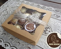 Mini Alfajor - Caixa Presente