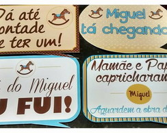 Kit Placas Divertidas para Fotos
