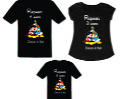 Kit Camisetas de Aniversario Mickey