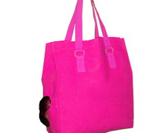 Sacola Mercado Fashion - Pink
