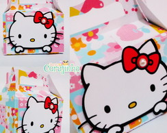 Caixa Hello Kitty