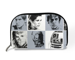 Necessaire Faces Star Wars - M