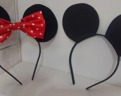 Mickey || Minnie
