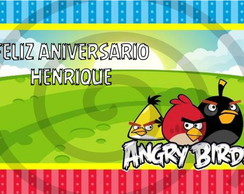 Papel Arroz Angry Birds