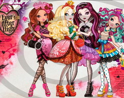 Papel Arroz Ever After High