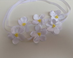 Headband flowers MARGARIDAS