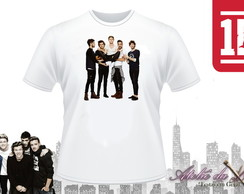 Camisa Personalizada - One Direction