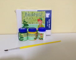 Kit Pintura peter pan