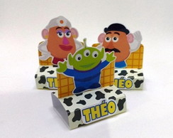 Chocolate duplo - Toy Story