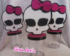 Centro de mesa cofre Monster High