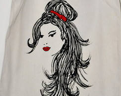 Ecobag Amy Winehouse