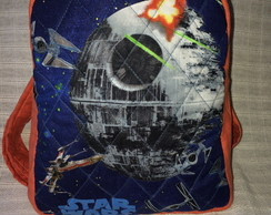Mochila Tam P Star Wars (tec. import)