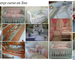 Curso on line Kit de berço