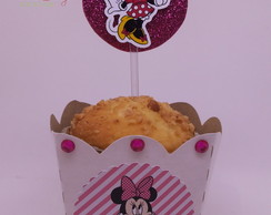 Mini Cachepot Decorado - Minnie