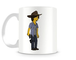 Caneca The Walking Dead - Carl I