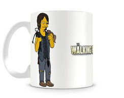 Caneca The Walking Dead - Daryl II