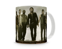 Caneca The Walking Dead - Personagens II