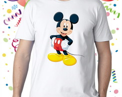 Camiseta - Mickey Mouse