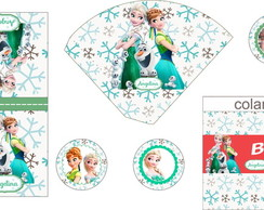 KIT FESTA DIGITAL FROZEN FEVER