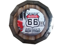 Tampa Barril ROUTE 66