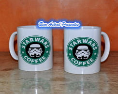 Caneca Star Wars Troopers